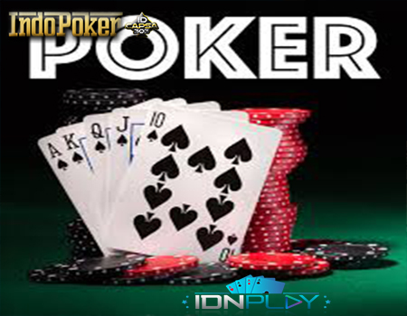Agen Poker IdnPlay Online Bank Btn Deposit 10rb